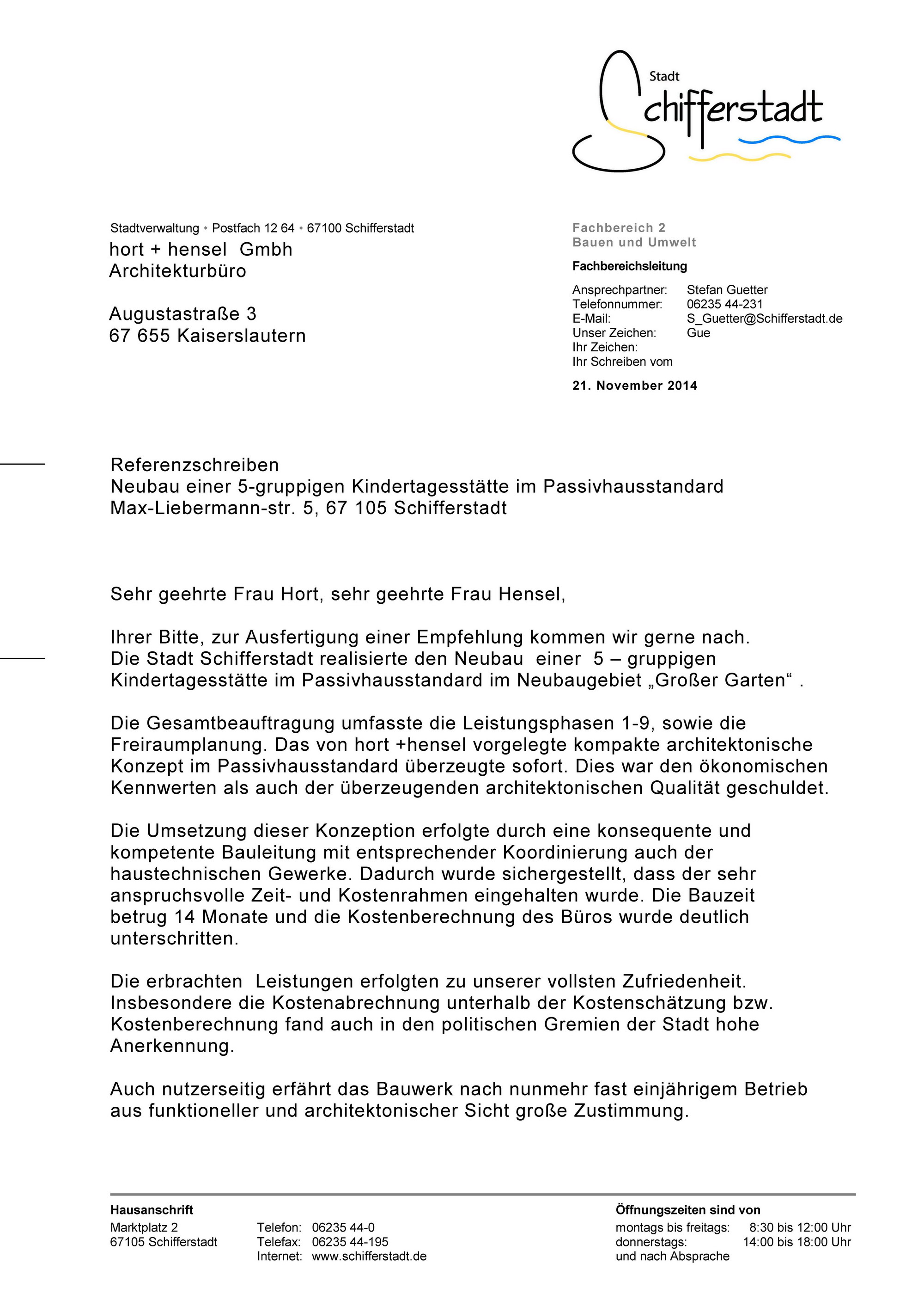Referenzschreiben_Stadt Schifferstadt_Seite_1_redu
